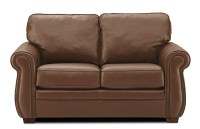 Viceroy Leather Loveseat