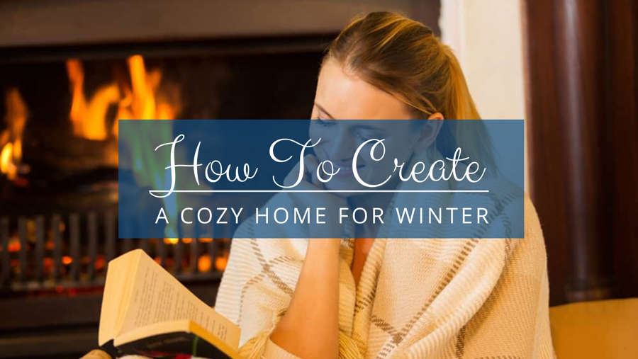 Create Cozy space for winter using leather furniture