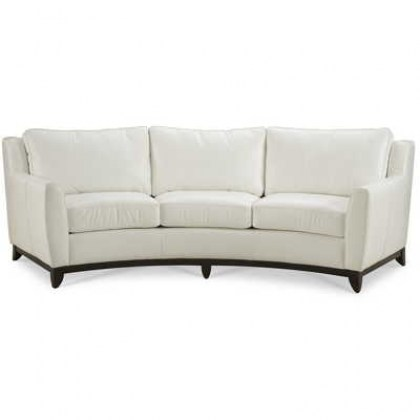 Leather Conversation Sofa