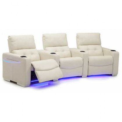 Quick Ship Leather Home Theater & Sectionals