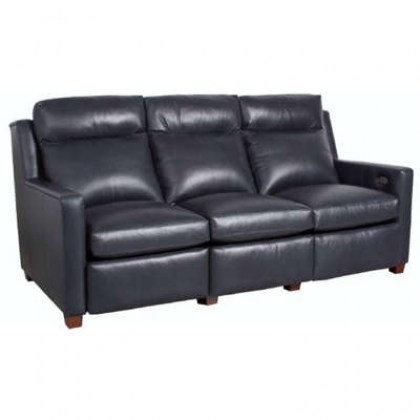 Reclining Leather Sofas With Power Headrest