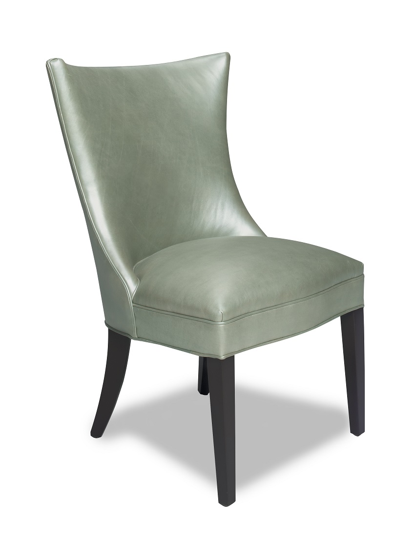 Andi Leather Accent Chair