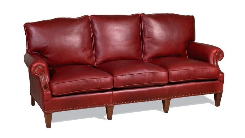 Caroline Leather Sofa