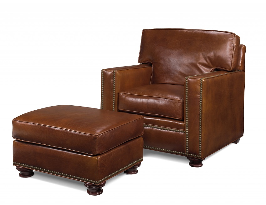 Butte Leather Chair