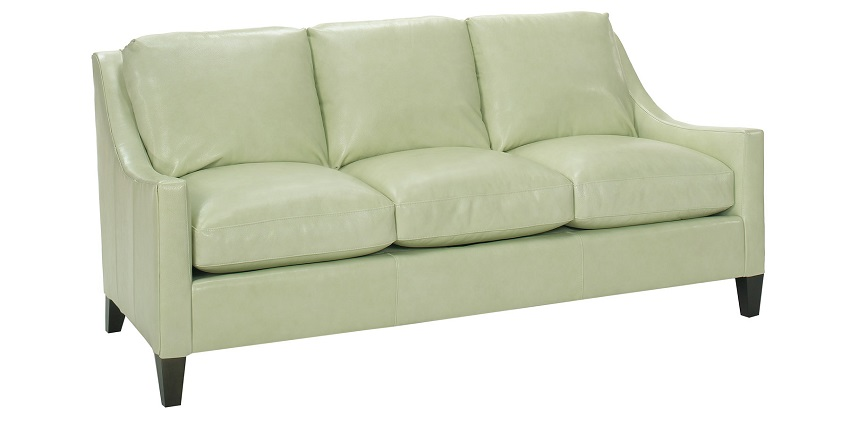 Zack Leather Sofa