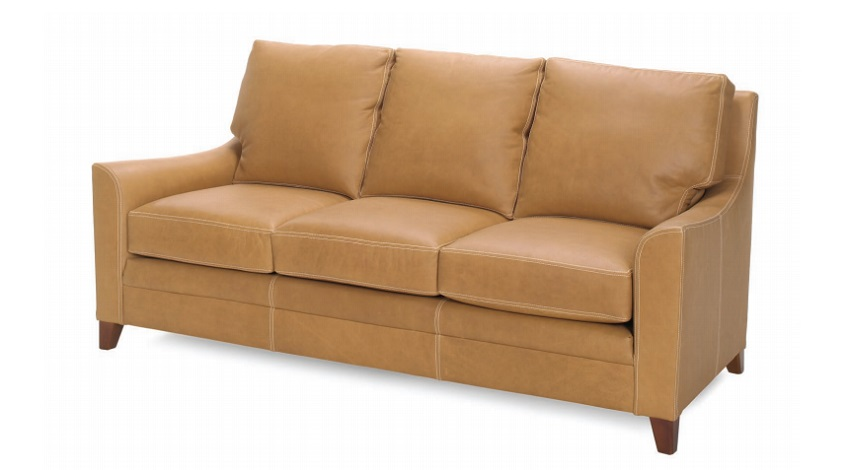 Breckenridge Leather Loveseat