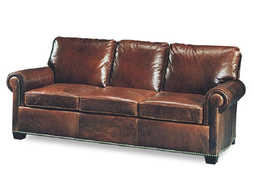 Sensational Robinson Leather Sofa Squirreltailoven Fun Painted Chair Ideas Images Squirreltailovenorg