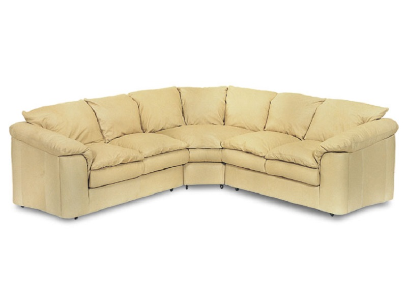 Denver Leather Sectional