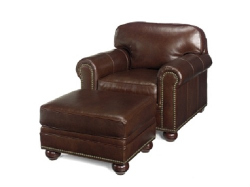 Buchanan Chair And Ottoman