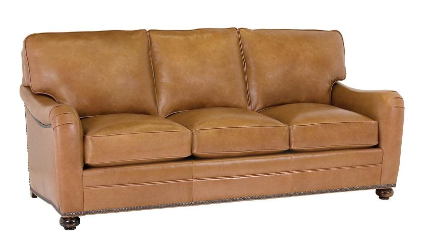 Amazing Heron Leather Loveseat Bralicious Painted Fabric Chair Ideas Braliciousco