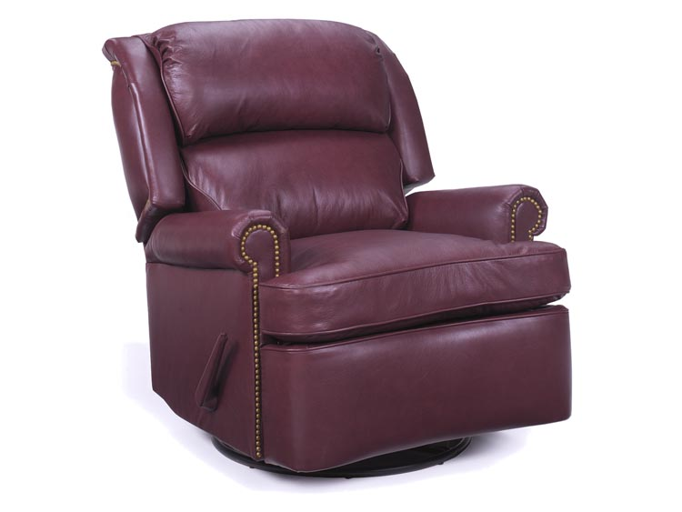 Cumberland Leather Power Lift Recliner