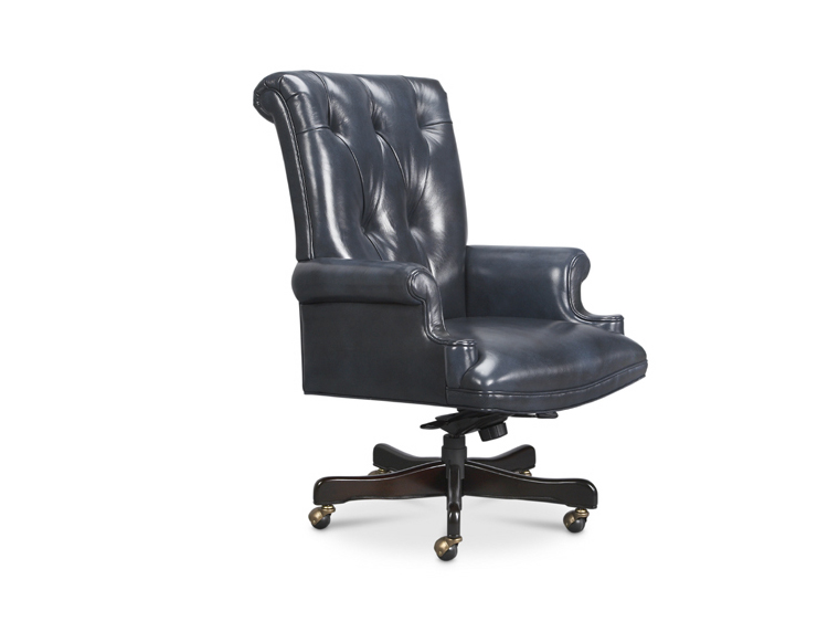 Dolphin Leather Executive Chair