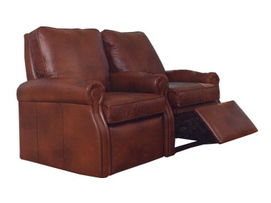 Boston Leather Home Theatre Seating