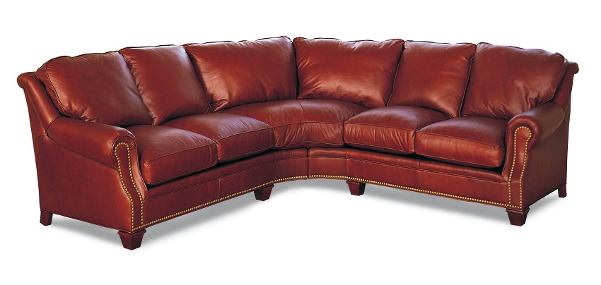 Sullivan Leather Sectional