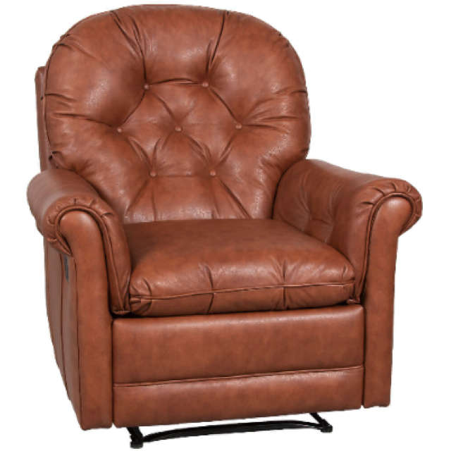 Jerome Leather Wallhugger Recliner