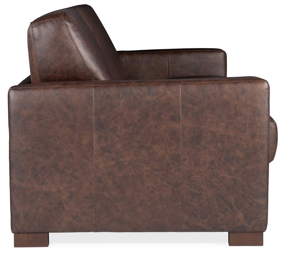 Peralta Leather Sofa Sleeper