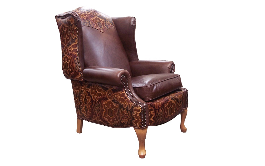 Abilene Leather Recliner