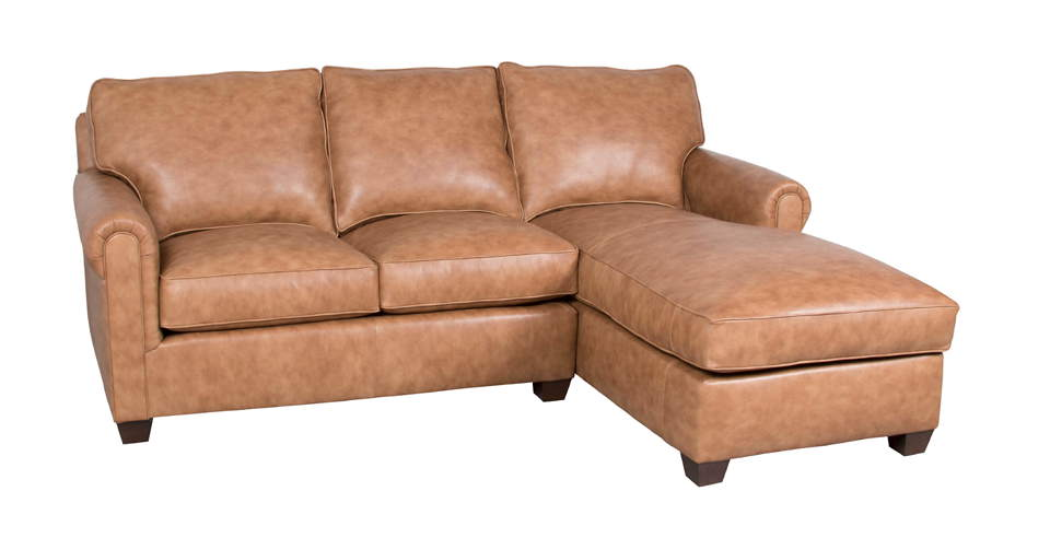 Yachtsman Leather Sofa With Chaise