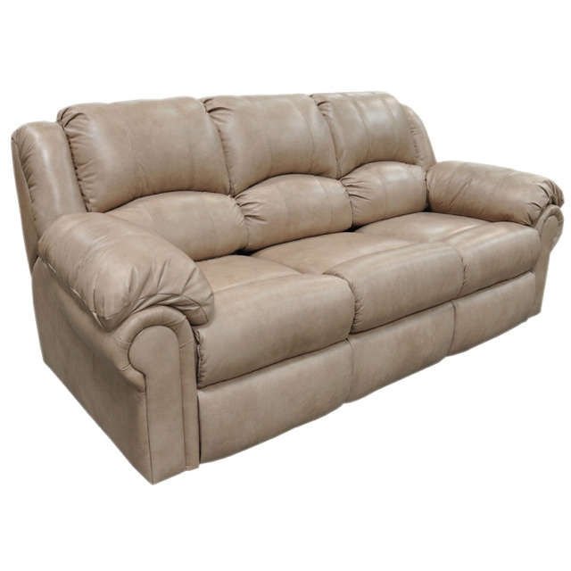 Regatta Leather Reclining Sofa