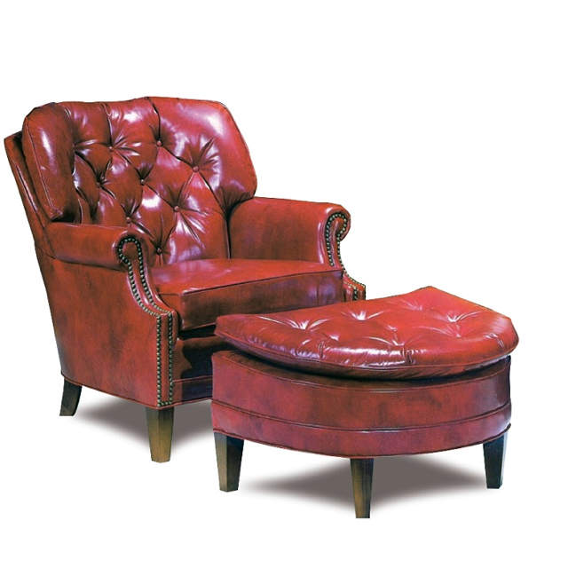 Archer Leather Chair