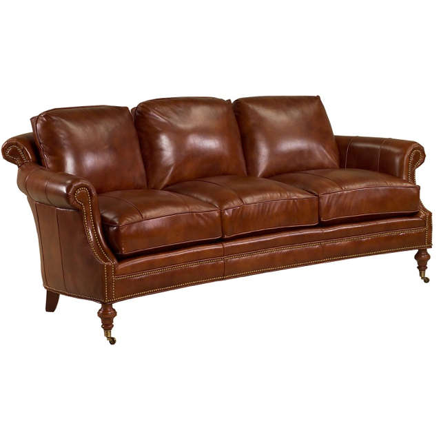 Sheldon Leather Sofa