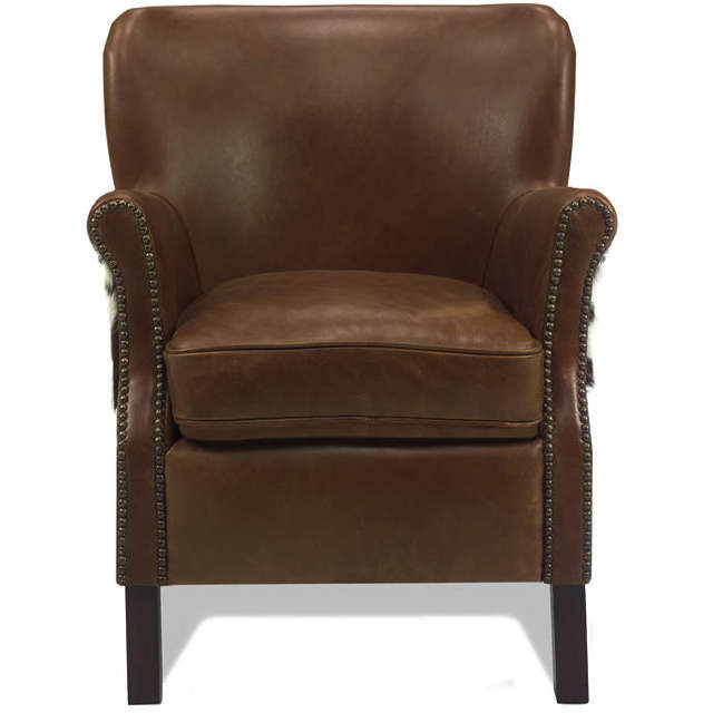 Hall Leather Chair