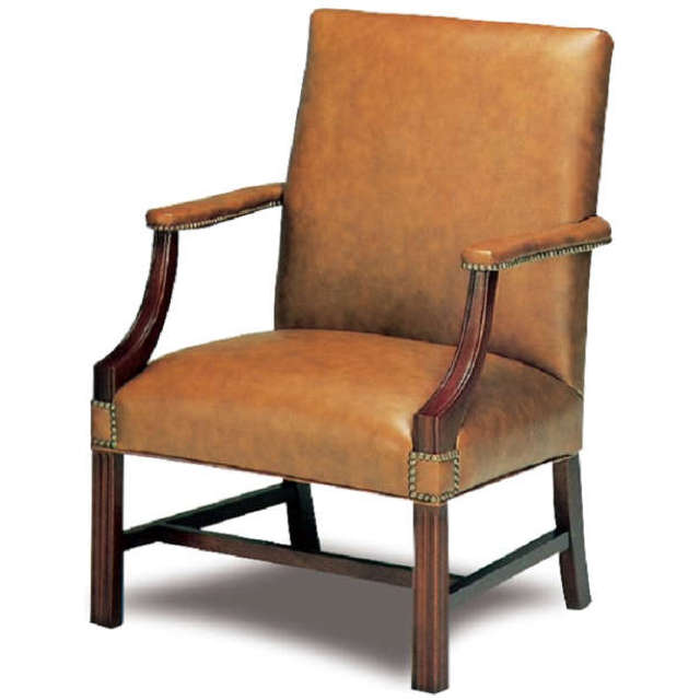 Marta Leather Office Chair