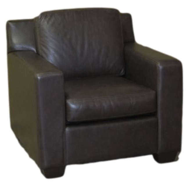 Gates Leather Chair