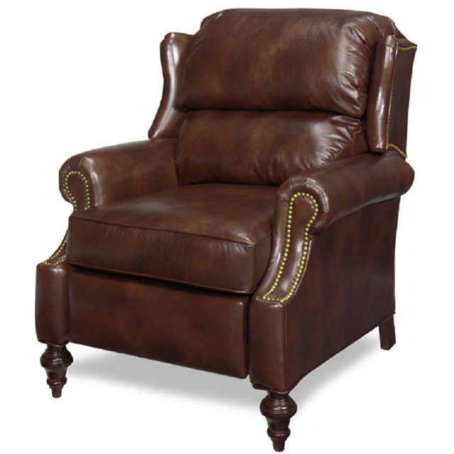Elise Leather Recliner