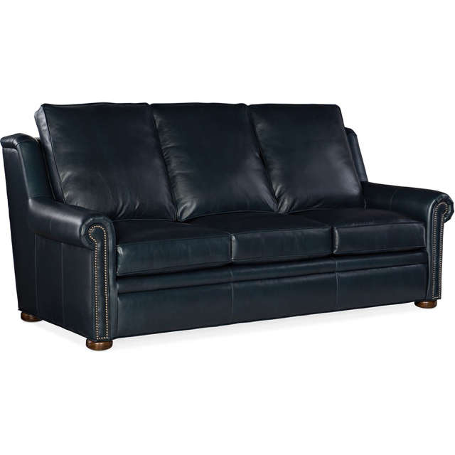 Reece Leather  Sofa
