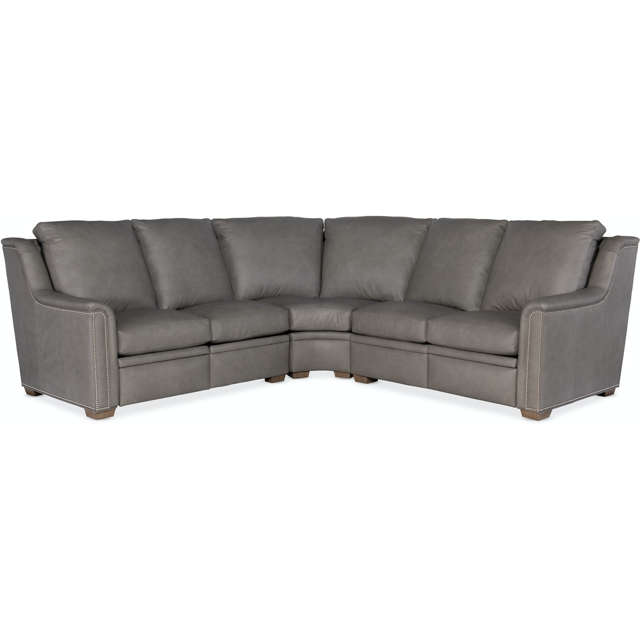 Raiden Leather Sectional
