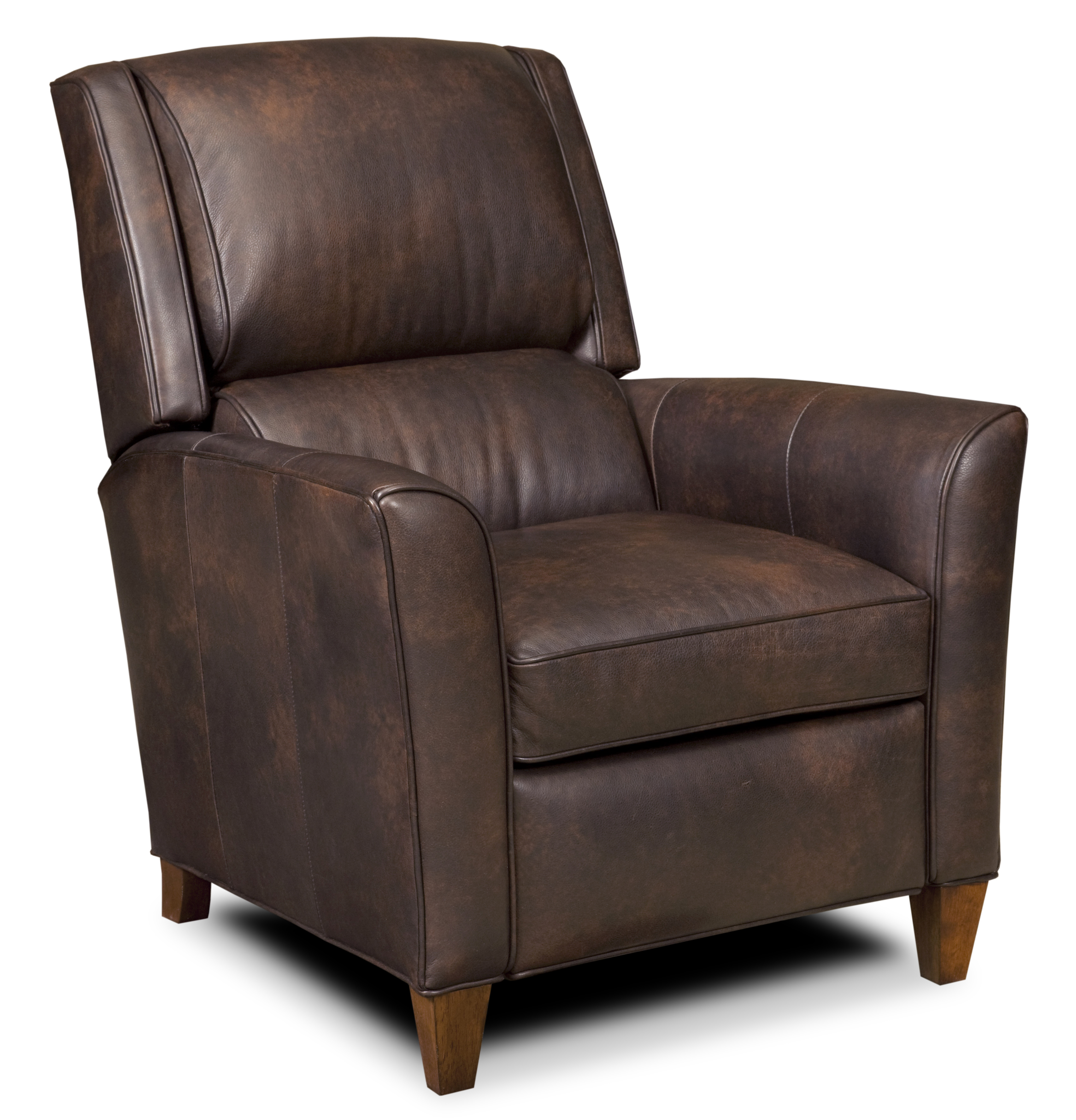 High Quality Leather Recliner From National Name Brands