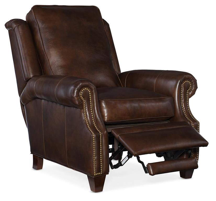 Roe Leather Recliner