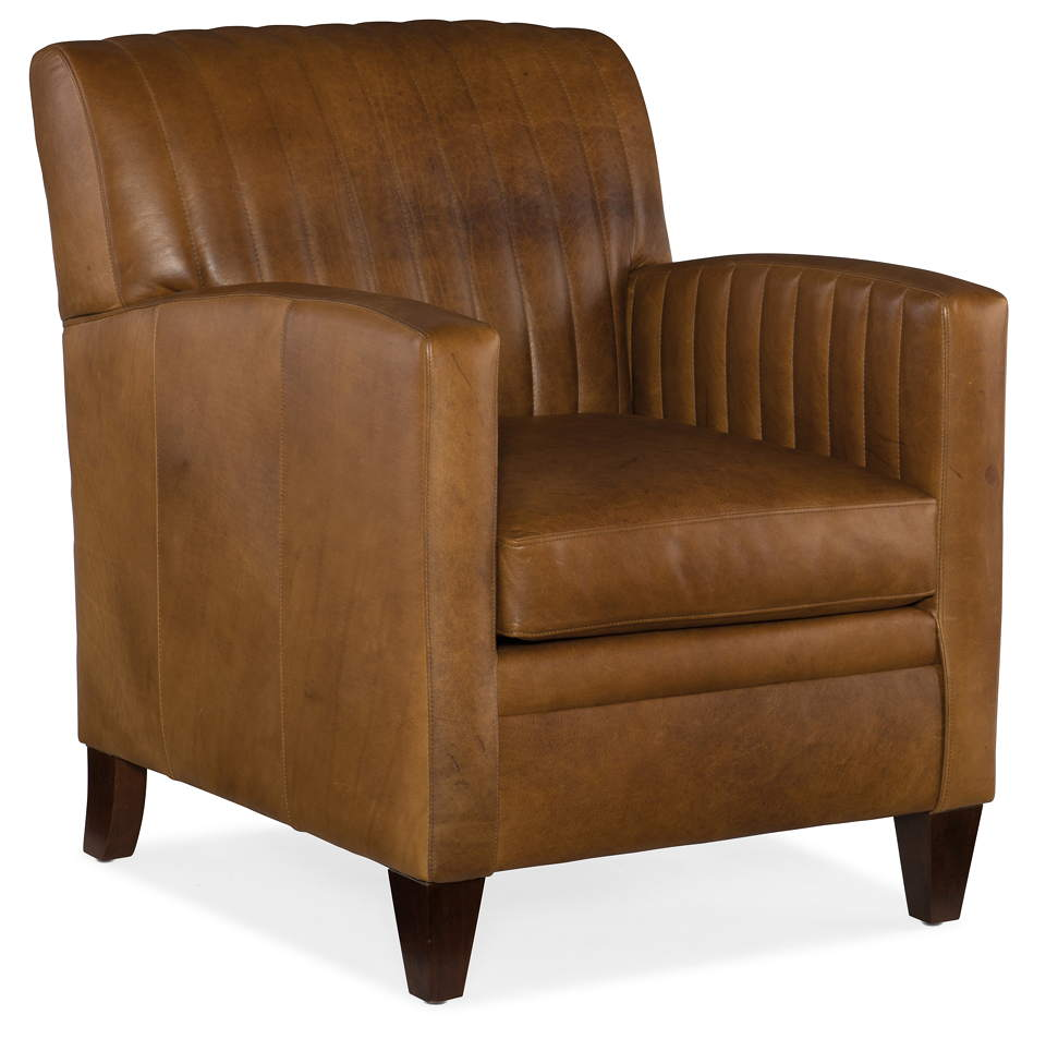 Barnabus Leather Chair