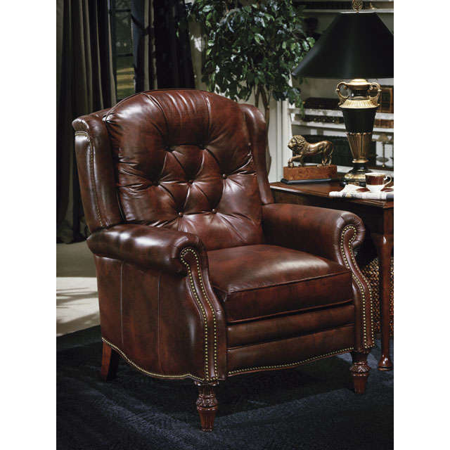 McVie Leather Recliner