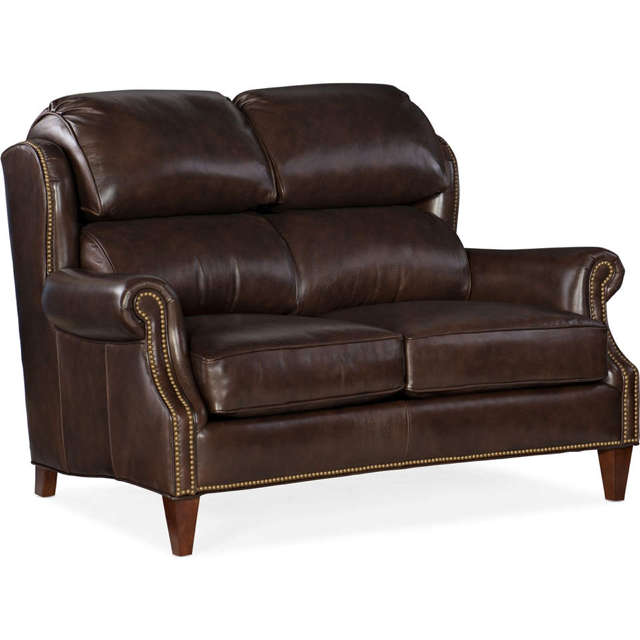 Taylor Leather Loveseat