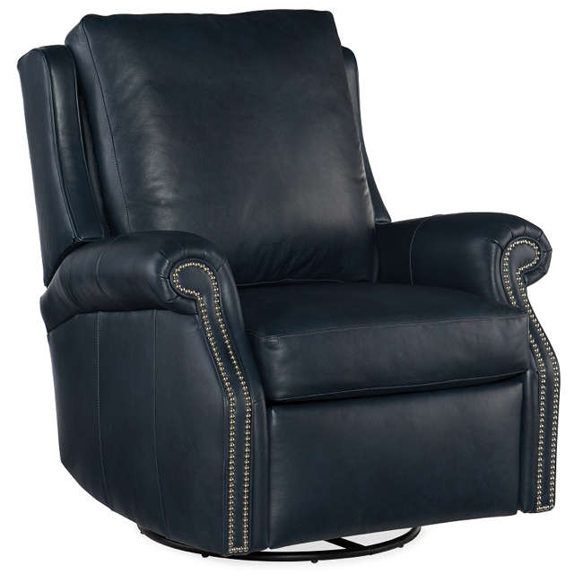 Barcelo Leather Wall Hugger Recliner