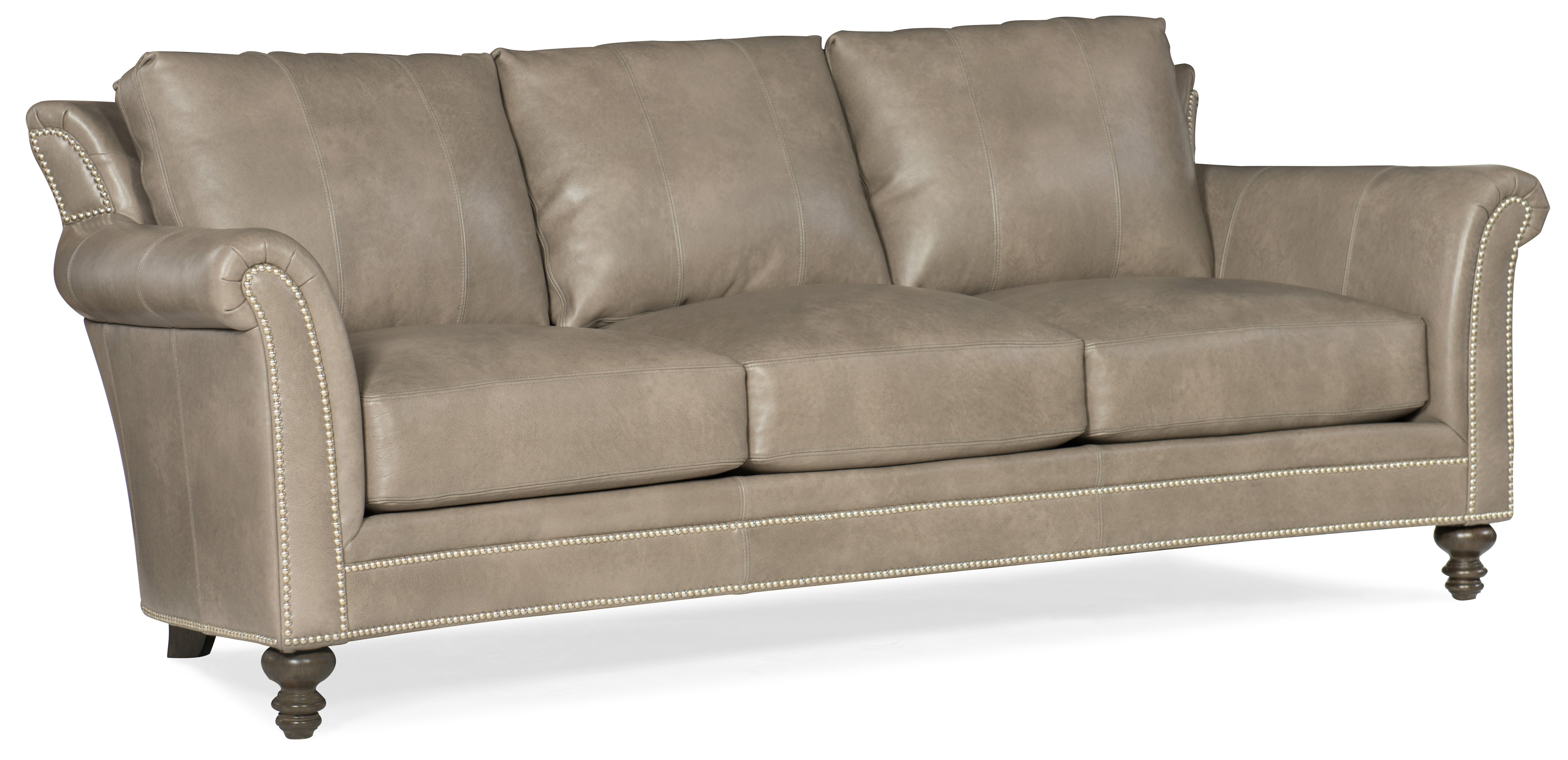 Pleasing Richardson Leather Sofa By Bradington Young Andrewgaddart Wooden Chair Designs For Living Room Andrewgaddartcom