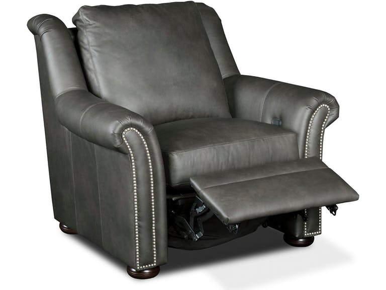 Strange Burke Recliner With Articulating Headrest By Bradington Cjindustries Chair Design For Home Cjindustriesco