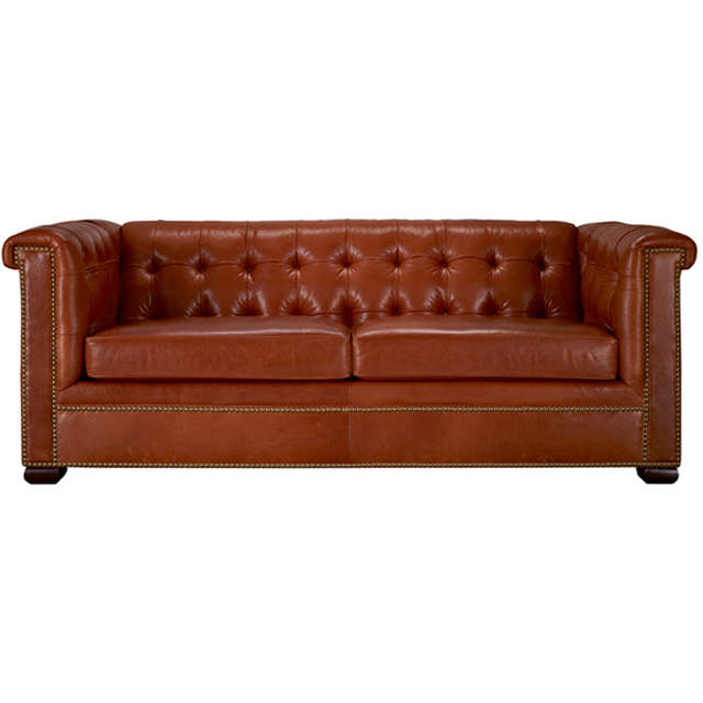 Paradise Leather Sofa