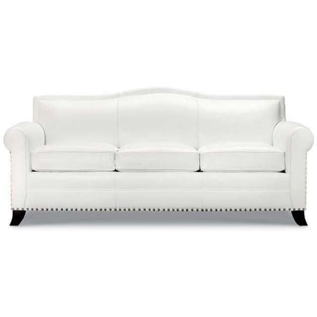 Alicia Leather Sofa