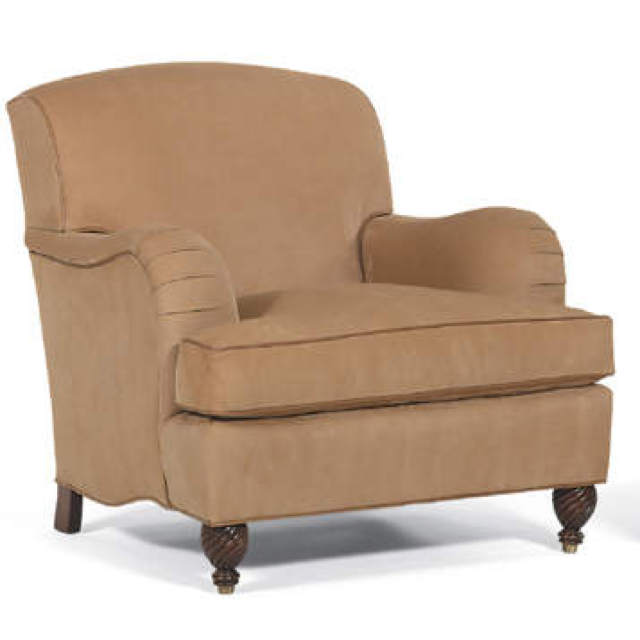 Armstrong Leather Chair