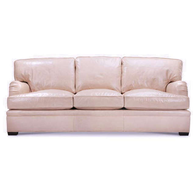 Hughs Leather Sofa