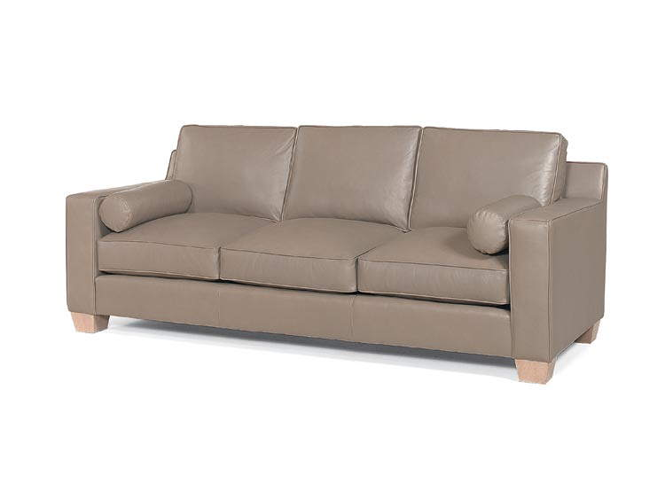 Crawford Leather Sofa