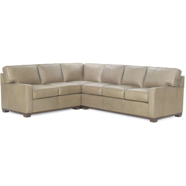 Chadwick Leather Sectional