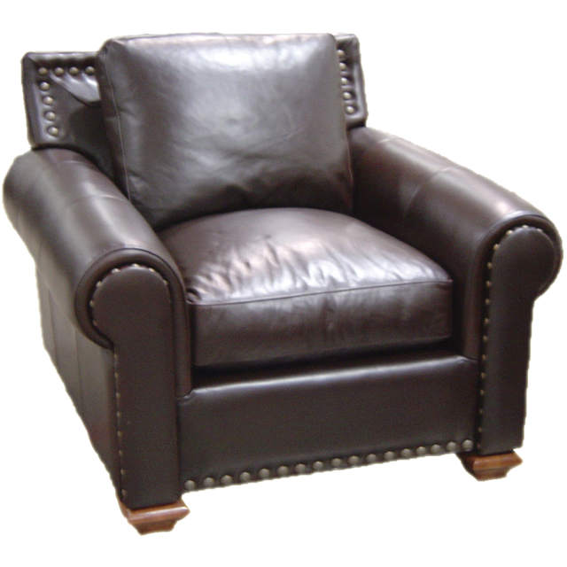 Omnia Leather Chair