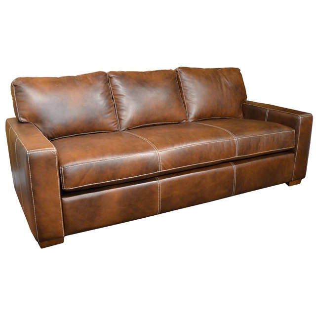 Carlsbad Leather Sofa