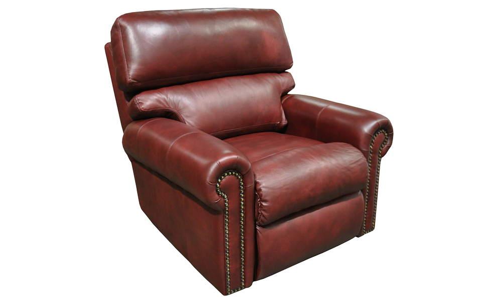 Enjoyable Connor Leather Recliner Inzonedesignstudio Interior Chair Design Inzonedesignstudiocom