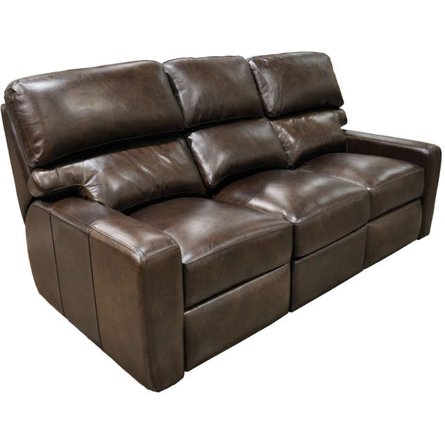 Lawrence Leather Reclining Sofa