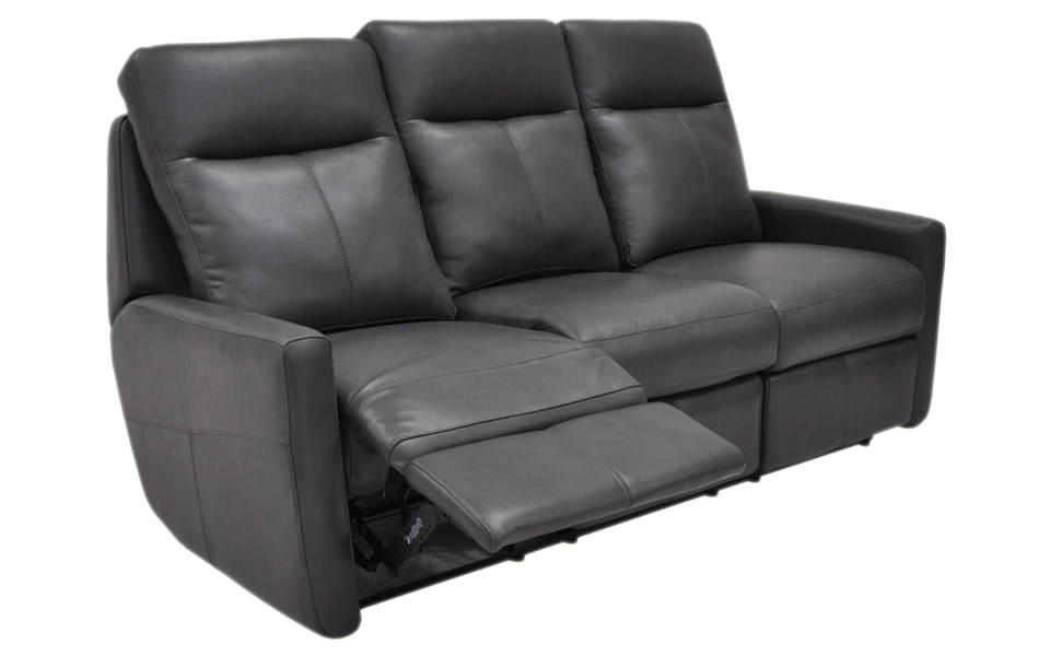 Sherman Oaks Leather Reclining Sofa